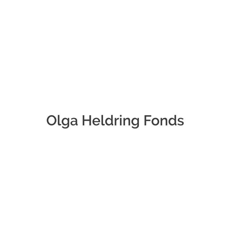 olga heldring fonds logo