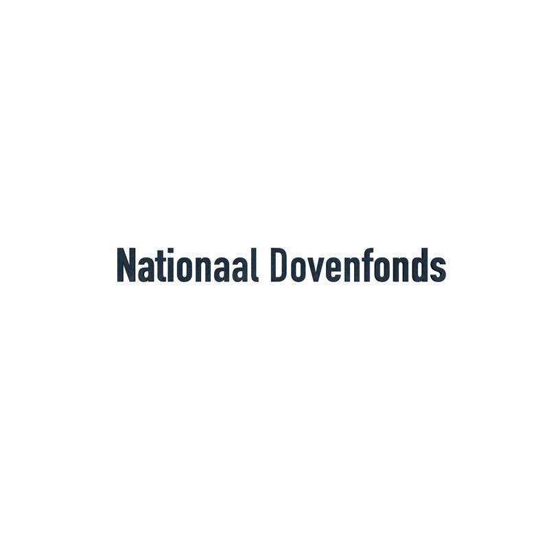 nationaal dovenfonds logo