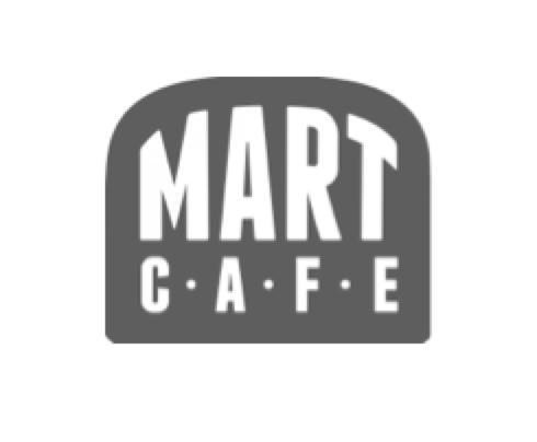 mart cafe logo