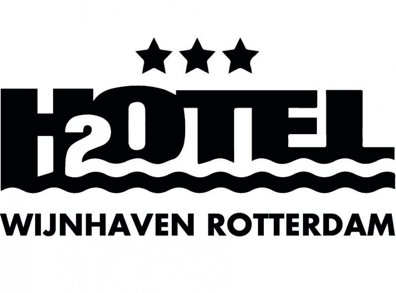 h2otel wijnhaven rotterdam logo